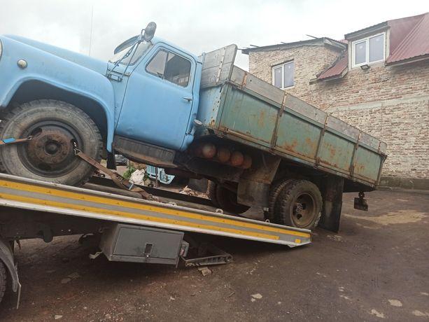 Авторозборка вантажних автомобілів Зіл 130 Газ 53