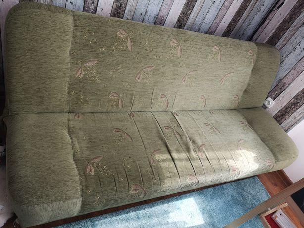 Tapczan rozkładany, sofa
