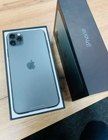 Продам iPhone 11 pro max 256 green