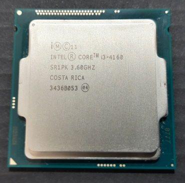 Процессор Intel Core i3-4160 G/i5/i7
