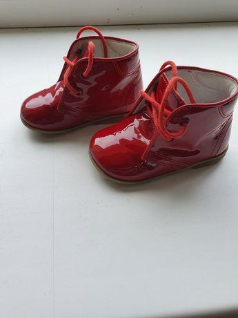 Дитячі черевички ортопедичні