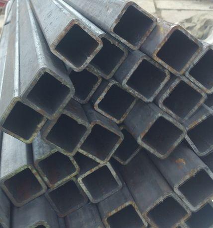 70x70x4mm Profil zamknięty / rura kwadrat / kształtownik L6m