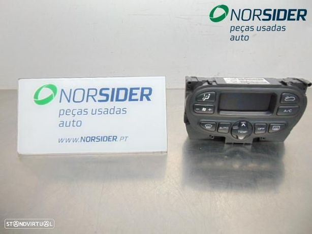 Consola de chaufagem AC Peugeot 307 01-05
