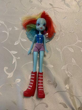 Кукла rainbow dash рейнбоу деш