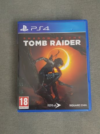 Shadow of Tomb rider#ps4