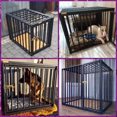 Transporter/klatka kenel kojec dla psa samochód dom L xl xxl xxxl
