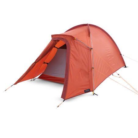Лучшая палатка Decathlon Trek 100 три сезона