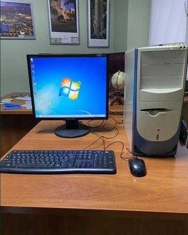 Персональный компьютер для бізнесу чи навчання. (повний комплект)