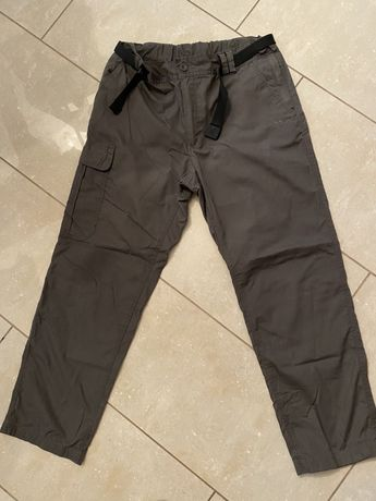 Trespass Clifton Wodoodporne, UV, turystyczne spodnie męskie r. L