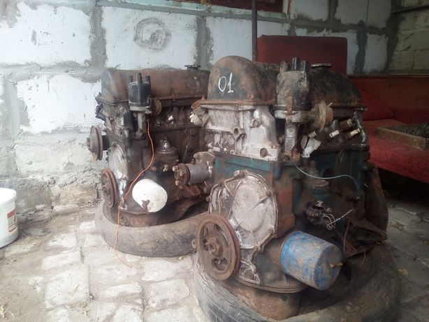 Продам мотор ВАЗ 2103 : ВАЗ 2106
