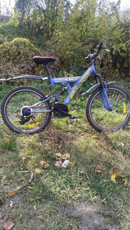 Горный велосипед, колёса 24