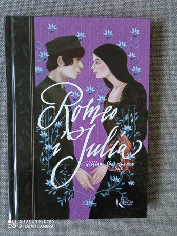 """""""Romeo i Julia"""" Szekspir nowa książka"""