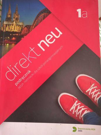 Podręcznik do języka niemieckiego direkt neu 1a