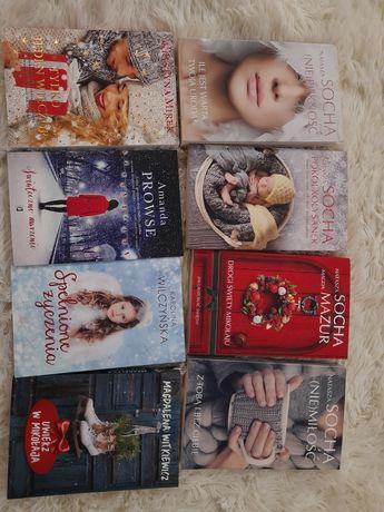 Książki różne tytuły
