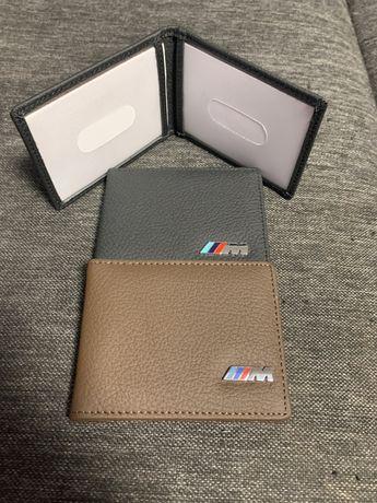 + Акция! Чехол для документов BMW M performance, кошелёк, кард холдер