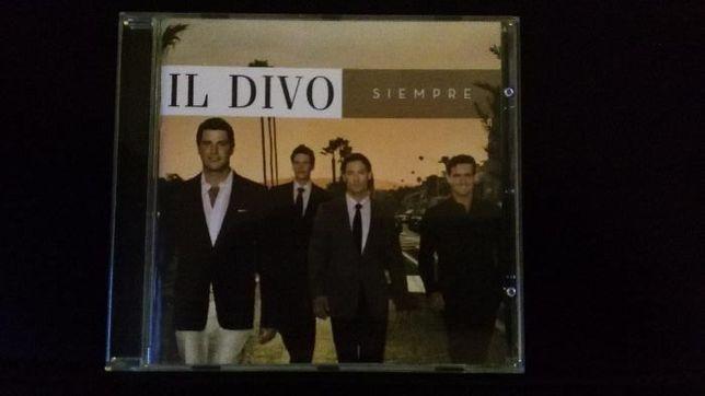 CD _ IL DIVO _ Siempre