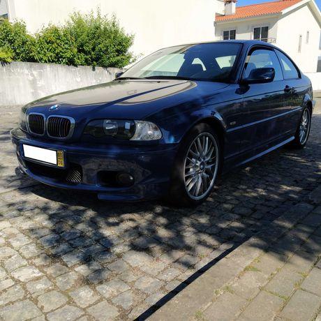 BMW 320CI Pack M origem
