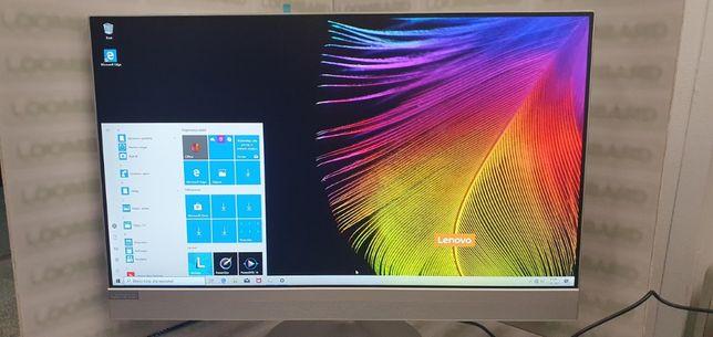 Komputer stacjonarny AIO Lenovo i3 4gb 1000gb Win10 gwarancja Loombard