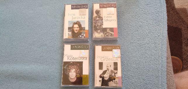 Sprzedam kasety magnetofonowe Platynowa kolekcja-Złote przeboje