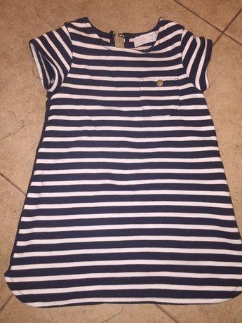 Zara стильное платье