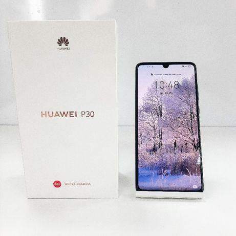 Huawei P30 Black 6GB/128GB Idealny Stan