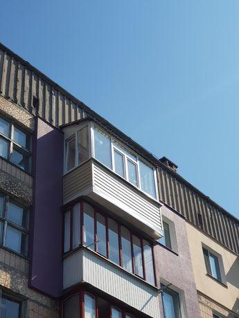 Балконы под ключ, все виды работ.