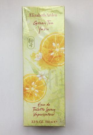 Elizabeth Arden Green Tea Yuzu 100мл, EDT