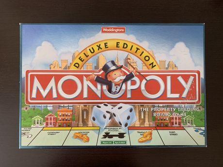 Настольная игра Монополия! Оригинальная Английская версия, Винтаж