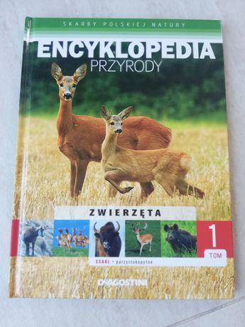 Encyklopedia przyrody tom 1 zwierzęta