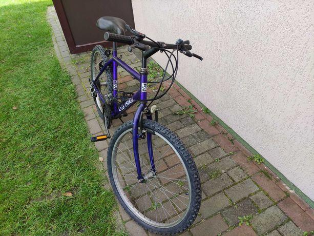 """Rower 24"""" po pełnym serwisie"""