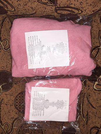 Набор полотенце и тюрбан