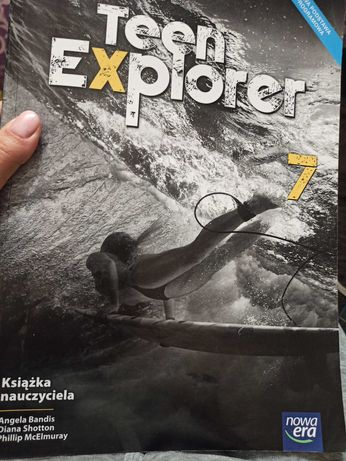 Książka nauczyciela teen Explorer 7