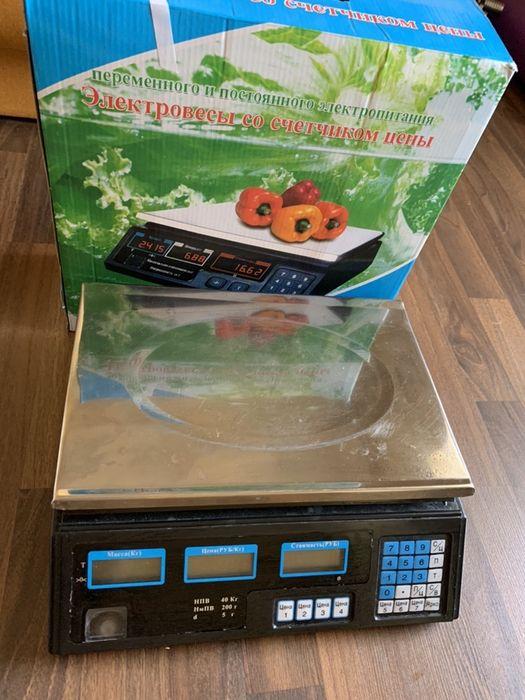 Весы продуктовые Корсунцы - изображение 1