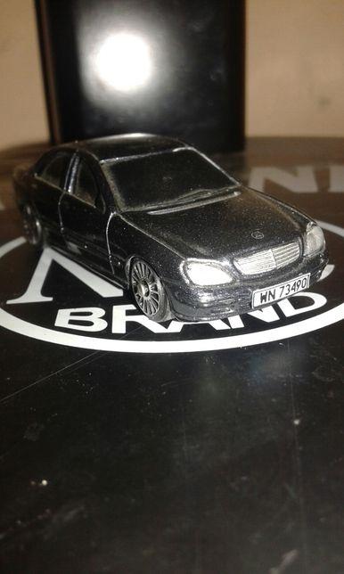 Mercedes s-class model 1:62