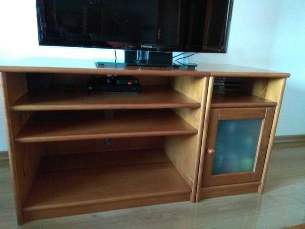 Móvel TV em Pinho Maciço