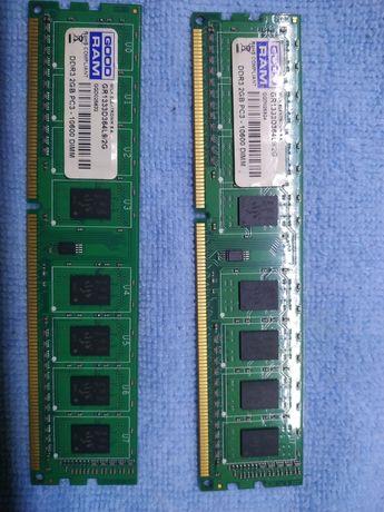 Оперативная память 4Gb DDR3 2x2Gb