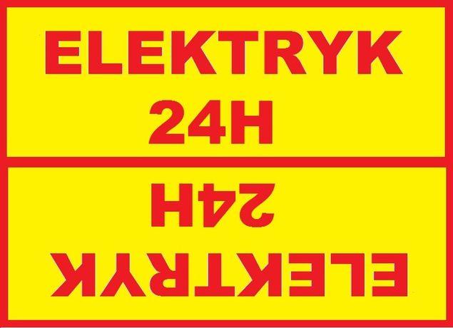 Elektryk 24h Gdańsk - Usługi od 49zł - Udzielamy Gwarancję - Sopot