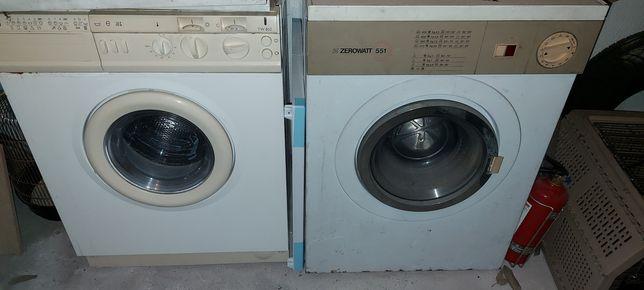 Maquina lavar roupa e secador