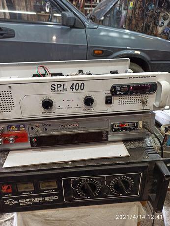 Усілітель SPL 400.