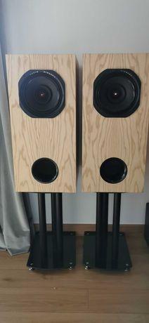 kolumny głośnikowe Audio Nirvana Super 8 Full Range + Stojaki