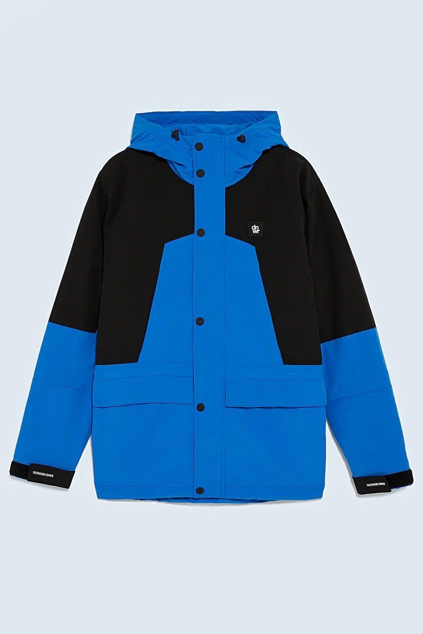 Мужская новая  деми куртка парка zara