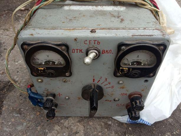 Зарядно-пусковое устройство для автомобиля
