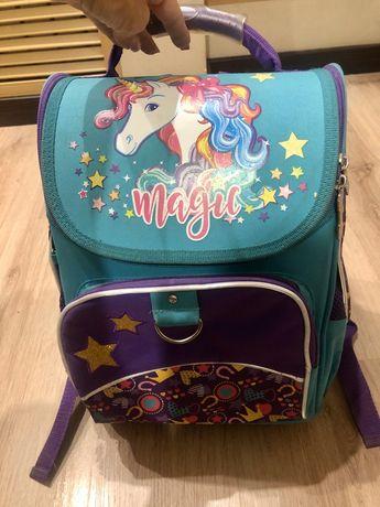Продам школьный рюкзак (ранец) 1 вересня ортопедический + подарок
