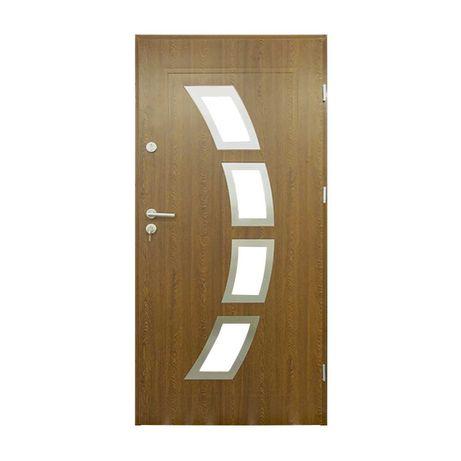 Drzwi zew. stalowe 55mm