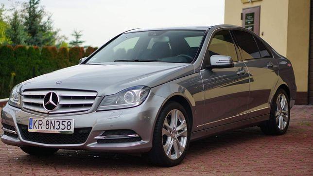 Mercedes Klasa C W204 C200