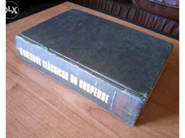 Modernos  Classicos  do  Suspense  -  Livro