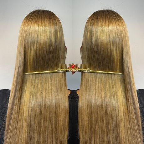 Keratynowe PROSTOWANIE włosów, botox, nanoplastia, glow hair