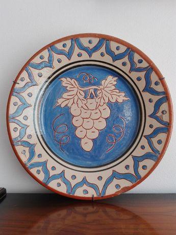 Pratos de Cerâmica de S .Pedro do Corval
