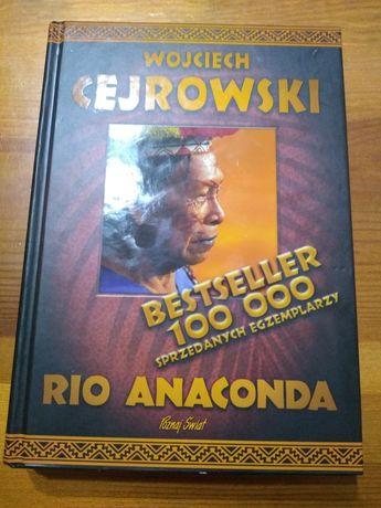 """""""Rio Anaconda"""" - Wojciech Cejrowski"""