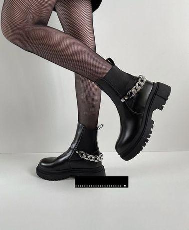 Актуальні чобітки на зиму
